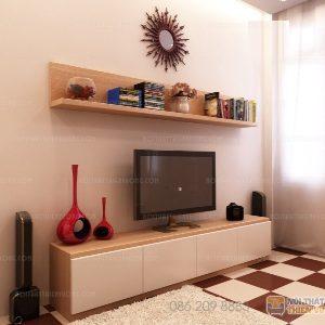 Kệ tivi 1m8 phong cách đơn giản được làm từ chất liệu gỗ MDF phủ Melamine kết hợp chân sắt sơn tíchđiện, sản phẩmđược thiết kế theo phong cách hiệnđại gồm 3 ngăn kéo và 3 tủ cánh kéođểđồ tiện dụng. Bạn có thế dễ dàng sử dụng sản phẩm với mọi không gian phòng khách khác nhau.
