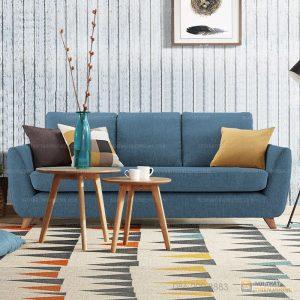 Sofa văng gỗ tự nhiên bọc nỉ Malaysia đẹp – SF69 là dòngsofa văngmang phong cách hiện đại với kiểu đệm rít múi là một trong những mẫu sofa văng hot nhất hiện nay.Kích thước:Dài:1m8 x Sâu:75cm