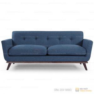 Ghế sofa hiện đại văng phòng tại xưởng giá rẻ là dòngsofa văngmang phong cách hiện đại với kiểu đệm rít múi là một trong những mẫu sofa văng hot nhất hiện nay.Chất liệu:Nỉ mềm mượt, êm áiKích thước:Dài:1m6 x Sâu:75cm