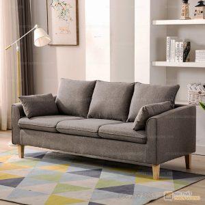 Văng sofa nhỏ gọn hiện đại đẹp là dòngsofa văngmang phong cách hiện đại với kiểu đệm rít múi là một trong những mẫu sofa văng hot nhất hiện nay.