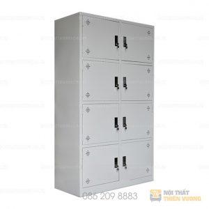 Tủ sắt 8 ngăn giá rẻ TVP-S17 Văn phòng của bạn sẽ không thể thiếu những mẫu tủ sắt 8 ngăn giá rẻGiá sản phẩm cạnh tranh với những nơi khác Chất lượng sản phẩm đảm bảo, vận chuyển dễ dàng